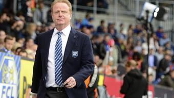 Luzerns Sportchef Rolf Fringer hat mit Samed Yesil (21) einen Perspektivspieler für die Offensive verpflichtet