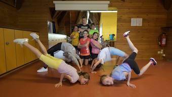 Joujoux Dance-Camp von MS Sports im Lindenhaus Grenchen