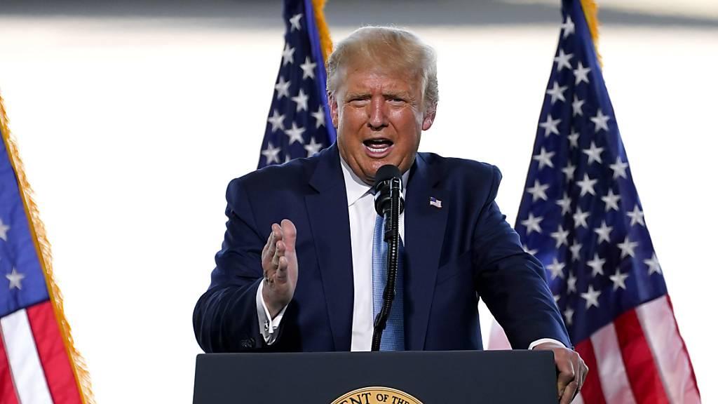 Trump: USA haben geplante Handelsgespräche mit China abgesagt