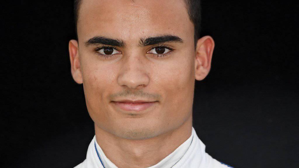 Pascal Wehrlein ist bereit für sein erstes Rennen mit Sauber