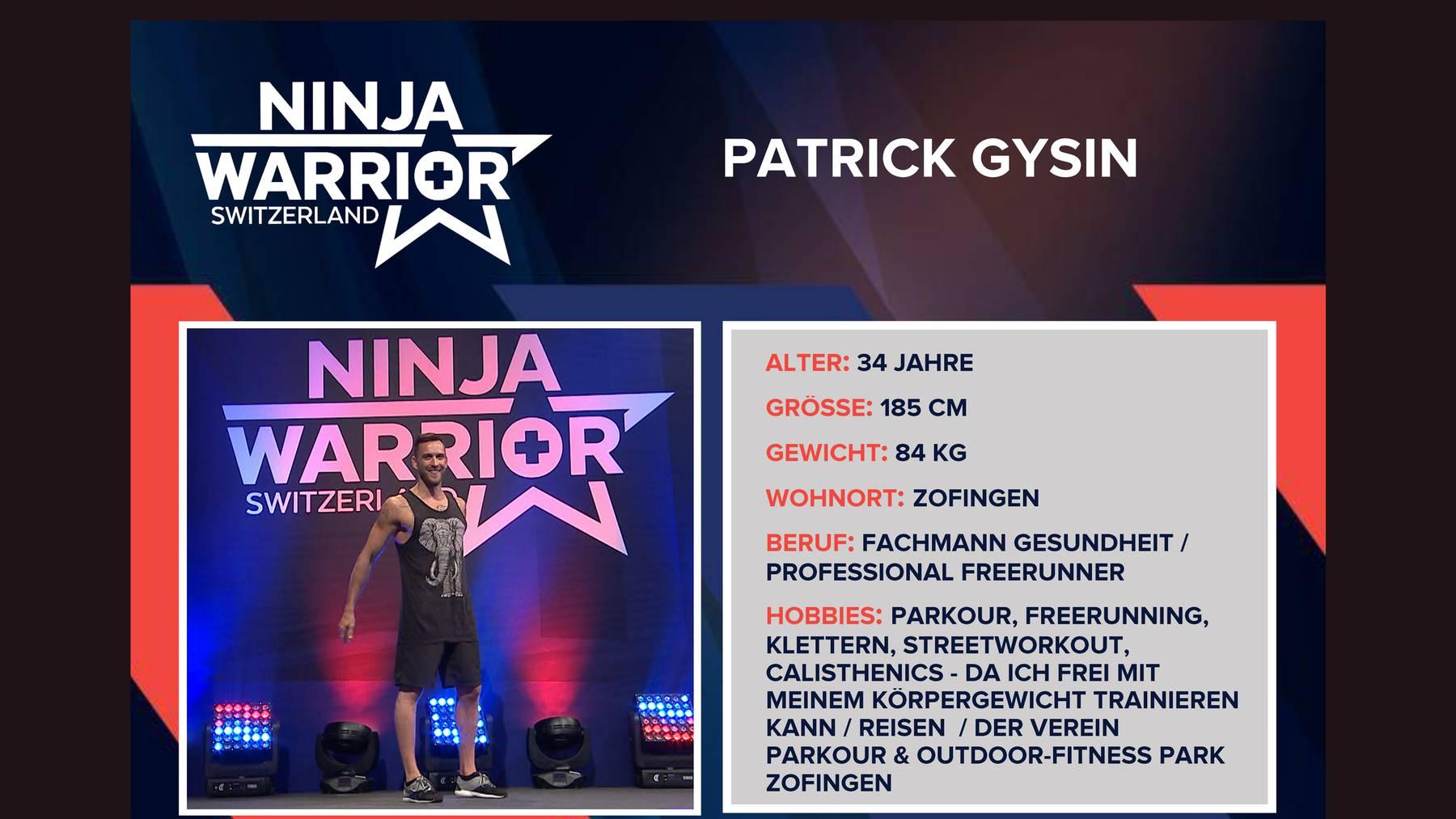 Patrick Gysin