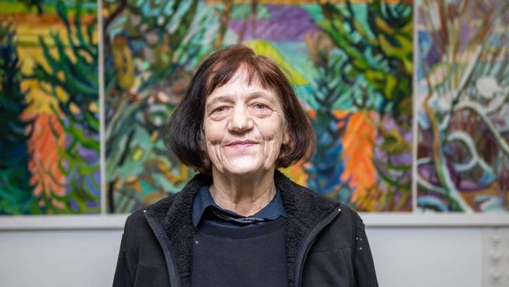 Tritt nicht mehr an: Rita Mosimann, Biezwil
