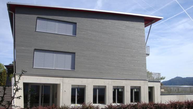 m Untergeschoss des Schulhauses Lanzrain ist der Hort für Primarschüler und Kindergärtler vorgesehen.
