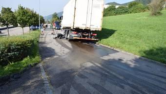 In Egerkingen läuft Diesel aus