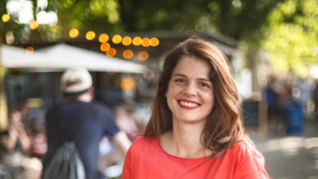 Übernimmt die Leitung der Solothurner Filmtage: die Journalistin, Autorin und Produzentin Anita Hugi.