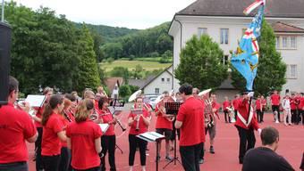 Die MG Wittnau besteht seit 1891. Am Sonntag feierte sie ihr Jubiläum.