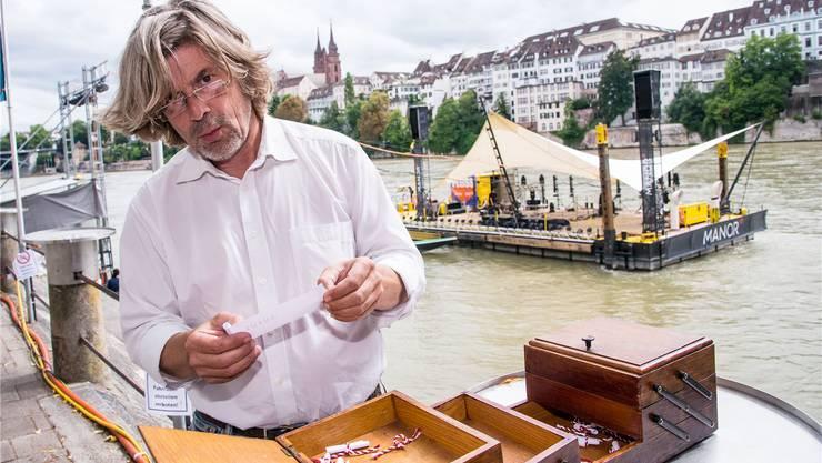 Im Nähkästchen der Schweiz am Wochenende verstecken sich verschiedene Begriffe. Das Thema für Tino Krattiger: «Luxus».