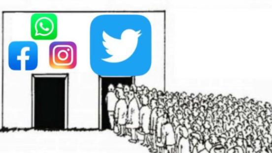 Störung bei WhatsApp, Instagram und Facebook – und Twitter so...