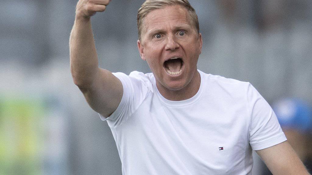 FC Thun verliert gegen Spartak Moskau