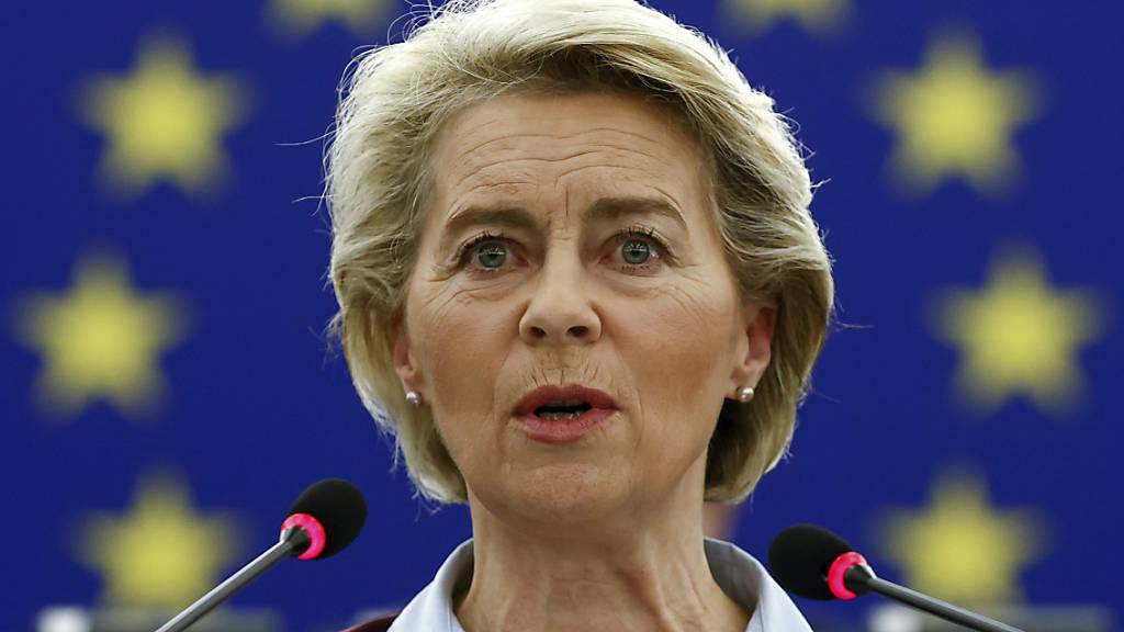 Wohin steuert die EU? Von der Leyen hält Rede zur Lage der Union