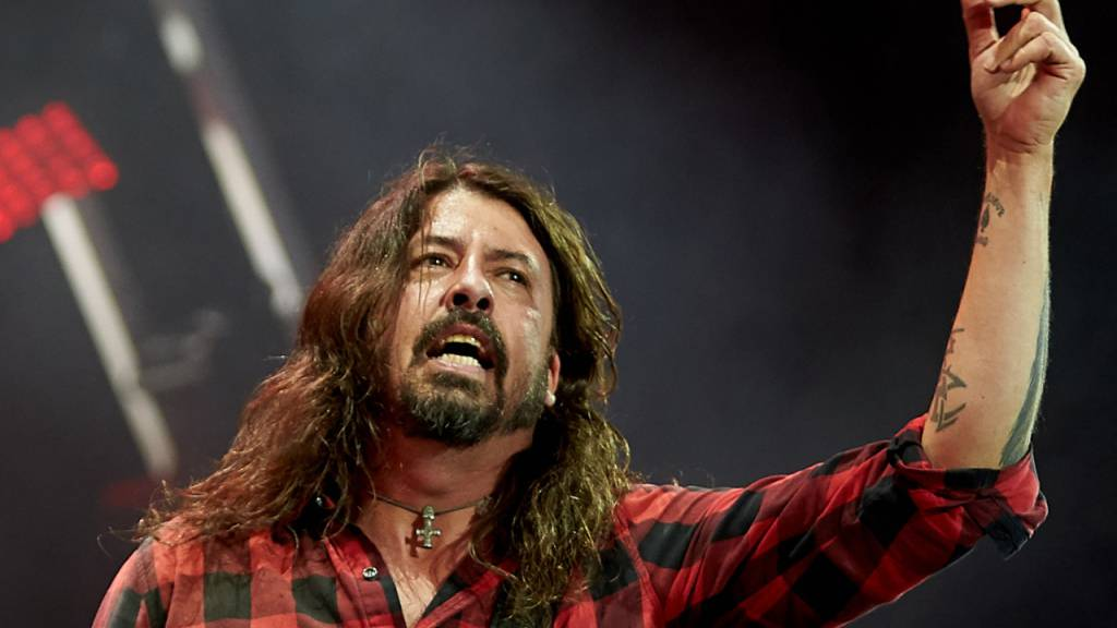 Foo-Fighters-Frontmann Grohl: «Die Band ist meine Familie»