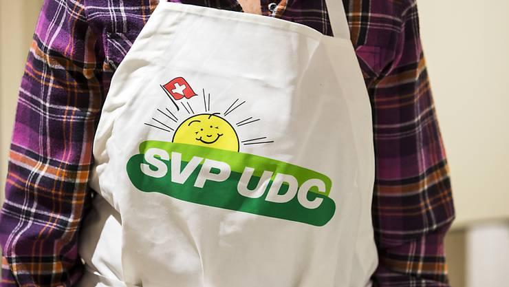 Die SVP-Delegierten verabschieden am heutigen Samstag das Parteiprogramm für die nächsten vier Jahre. (Themenbild)