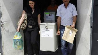 Parlamentswahlen in der Republik Zypern haben begonnen