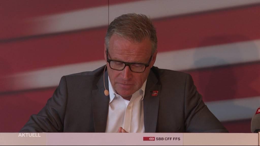 SBB-Chef Andreas Meyer tritt zurück