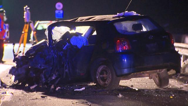 Schwerer Unfall bei Landquart: Mehrere Personen verletzt