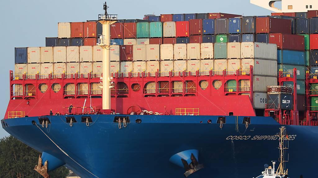 Schweizer Exporte steigen im September wieder