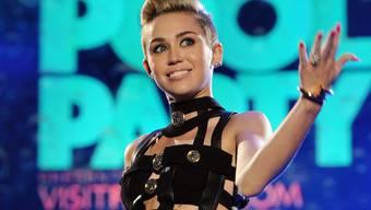 Kampagne gegen Hautkrebs: Sängerin Miley Cyrus (Archiv)