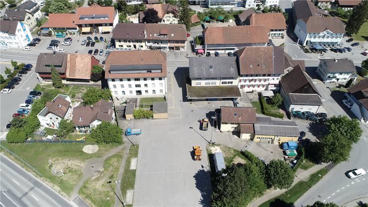 Am 18. März stimmten die Oensinger über den Verkauf von vier Liegenschaften im Unterdorf ab.