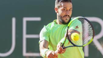 Damir Dzumhur droht den French Open nach seinem Ausschluss mit Klage.