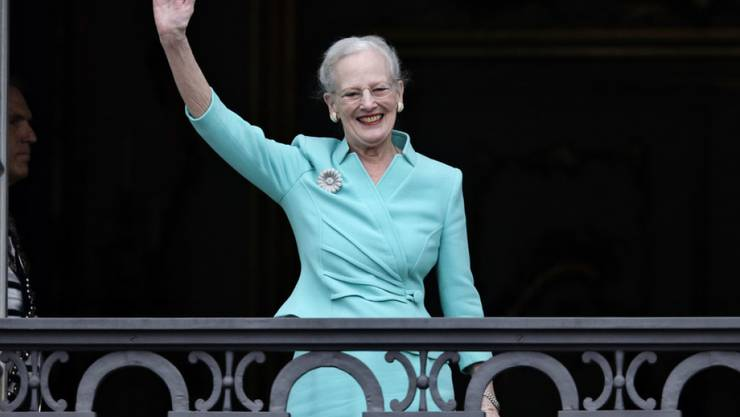Happy Birthday Margrethe II.: Die dänische Königin feiert heute ihren 79. Geburtstag. (Archivbild)