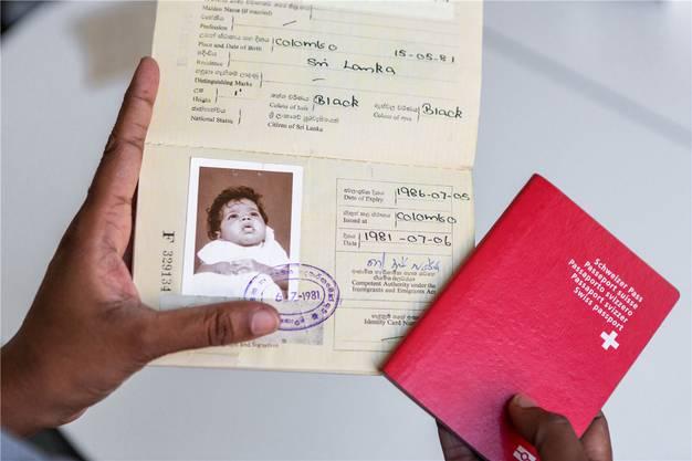 Im srilankischen Pass von Olivia Tanner steht Colombo als Geburtsort. In der Geburtsurkunde hingegen Ratnapura. Recherchen vor Ort ergaben, dass keine Behörde und kein Spital sie registriert hatten.