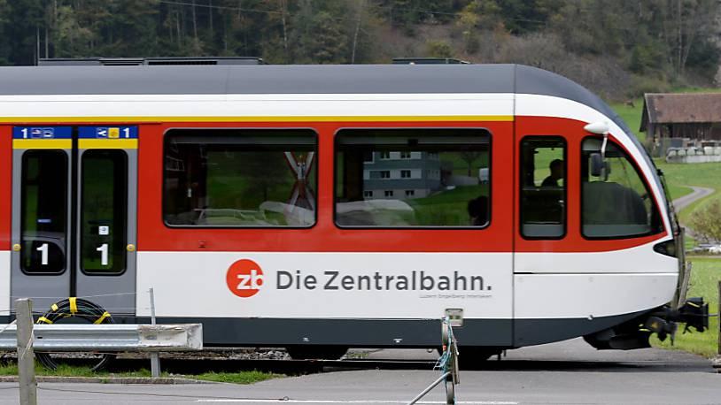 Ab Donnerstag ist das ganze Netz der Zentralbahn wieder offen