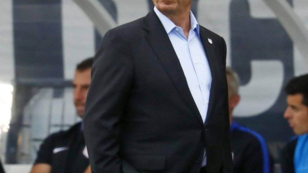 Bruce Arena räumt seinen Posten als US-Nationaltrainer bereits wieder