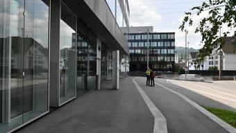 Campus der Fachhochschule Nordwestschweiz in Olten.