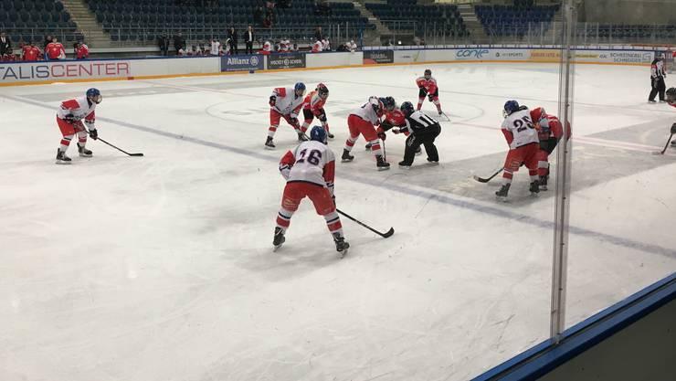 In der Basler St. Jakob-Arena messen sich die besten Junioren Europas.