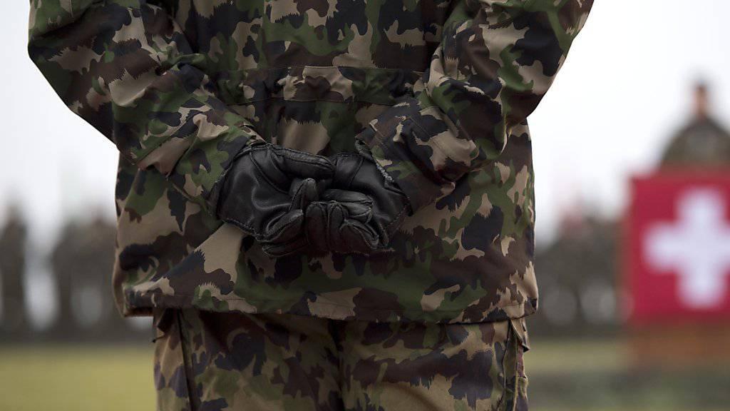 Der Bund darf die Wortmarke «Swiss Military» für Uhren beanspruchen. (Archiv)