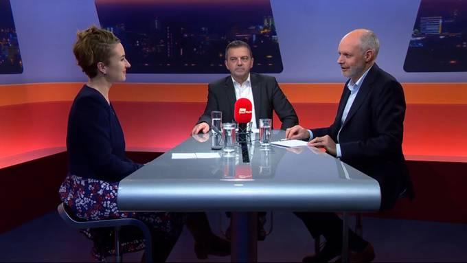 Talk Täglich – Ausschnitte aus der Sendung vom 3. Dezember