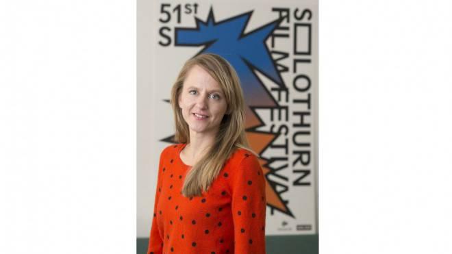 Seraina Rohrer: Seit vier Jahren Direktorin der Solothurner Filmtage. Foto: Alex Spichale