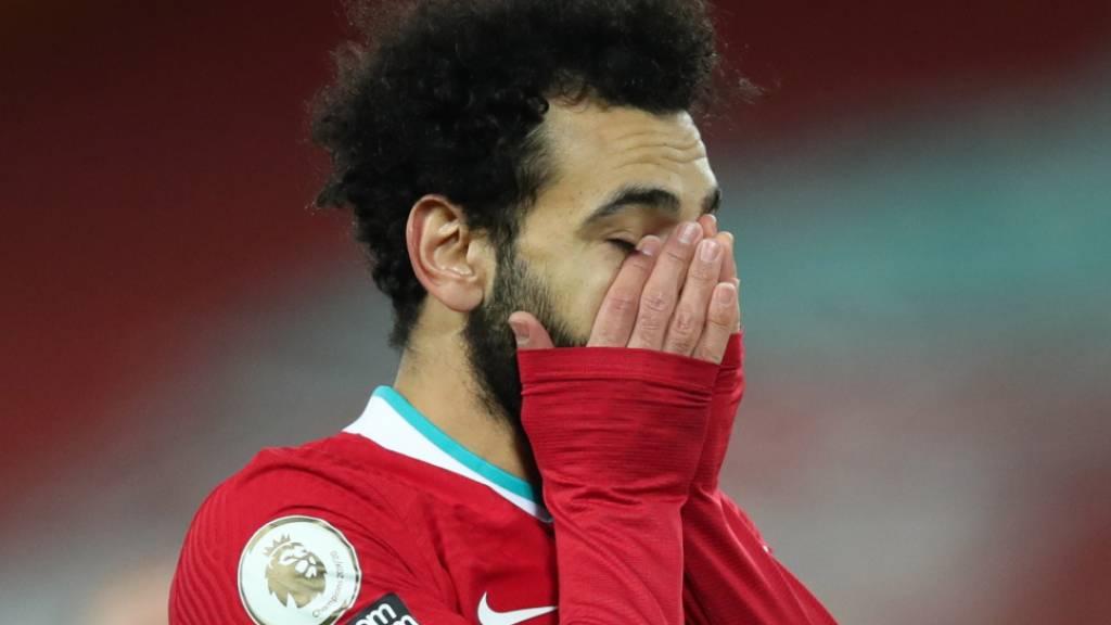 Erste Heimniederlage für Liverpool nach 68 Spielen