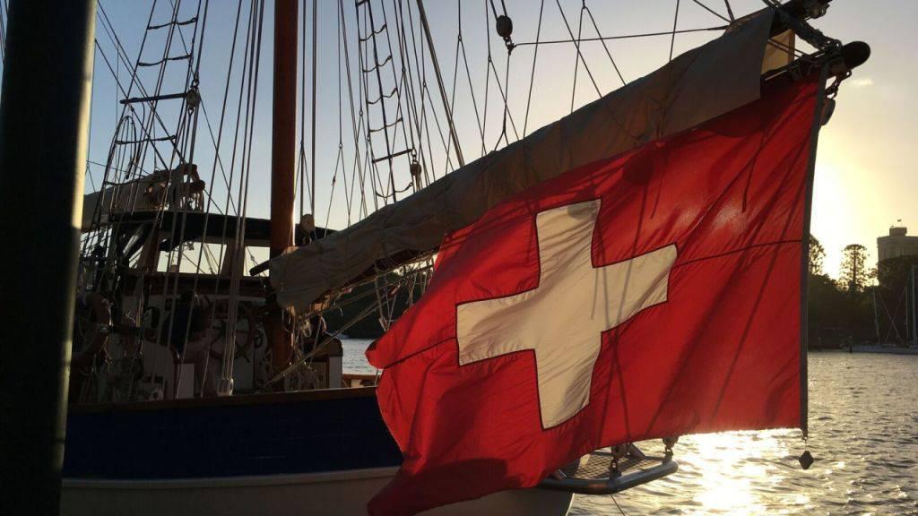 """Das historische Segelschiff """"Fleur de passion"""" ist vier Jahre auf den Spuren Magellans unterwegs. An Bord werden Projekte zur Erforschung und dem Schutz der Meere durchgeführt."""