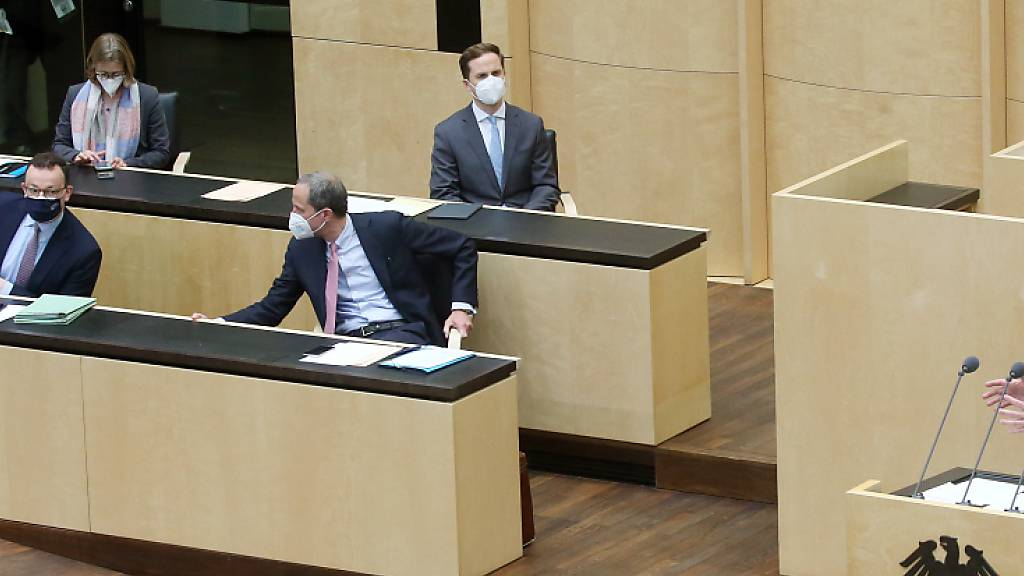 Deutliche Kritik im deutschen Bundesrat an Corona-Notbremse