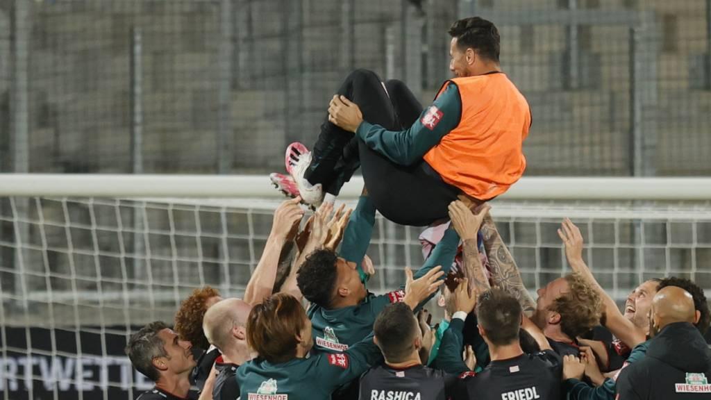 Werder bleibt erstklassig