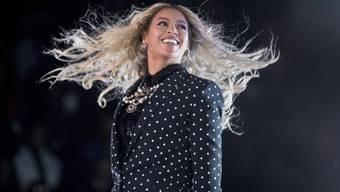 """Beyoncé unterbricht nächste Woche ihren Mutterschaftsurlaub, um an einer Spendengala zugunsten der Opfer von Hurrikan """"Harvey"""" teilzunehmen. (Archivbild)"""