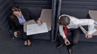 Noch immer sind die Lohnunterschiede zwischen Frauen und Männern gross (gestellte Aufnahme)