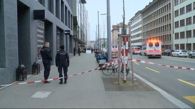 Tödliches Ehedrama in Zürich