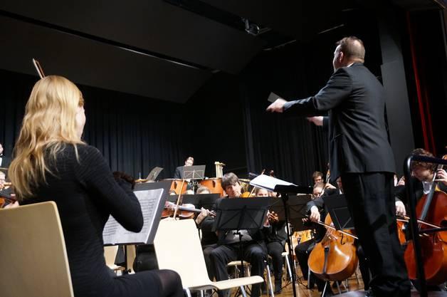 Von Strauss bis Morricone bis Star Wars bietet das Orchester eine grosse musikalische Vielfalt