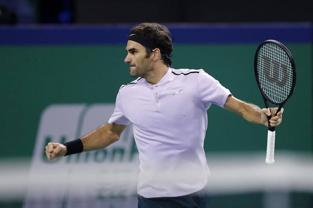 Federer besiegt Del Potro (© Keystone/AP)