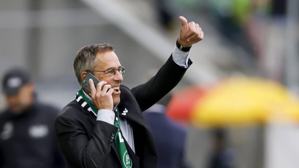 FC St.Gallen bekam über 3 Millionen Franken vom Bund