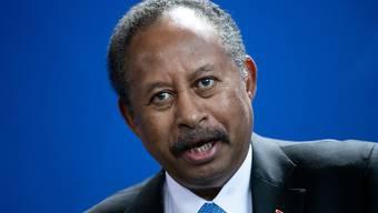 FILED - Im Sudan ist zurzeit eine fragile Übergangsregierung an der Macht, die aus einem von Abdullah Hamduk geführten Kabinett und einem Souveränen Rat besteht, in dem Militärs und Zivilisten sitzen. Photo: Bernd von Jutrczenka/dpa