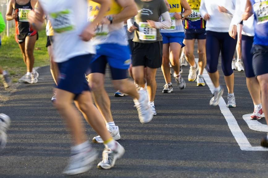 Am Sonntag findet in Frauenfeld der 19. Halbmarathon statt. (Symbolbild: iStock)