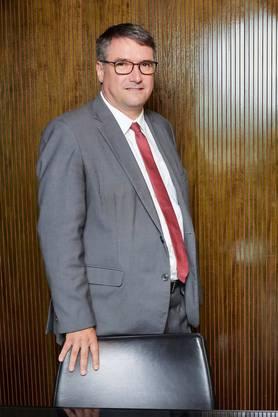 Christian Levrat, Freiburger Ständerat und noch bis Mitte Oktober SP-Präsident.