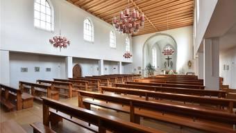 In der Kirche Neuendorf finden die Wettspielvorträge statt.