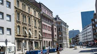 Häuser Mattenstrasse 74 /76 Basel