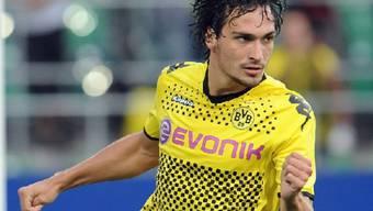 Mats Hummels traf gegen St. Gallen doppelt