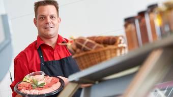 Das Gourmet-Fondue dürfte in der Reussthal-Metzgerei von Thomas Peterhans auch dieses Jahr ein Renner werden. zvg