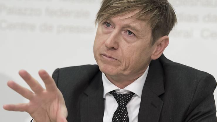 Die steigenden Kosten im Gesundheitswesen bereiten dem Preisüberwacher Stefan Meierhans - ebenso wie der Bevölkerung - Sorgen. (Archivbild)